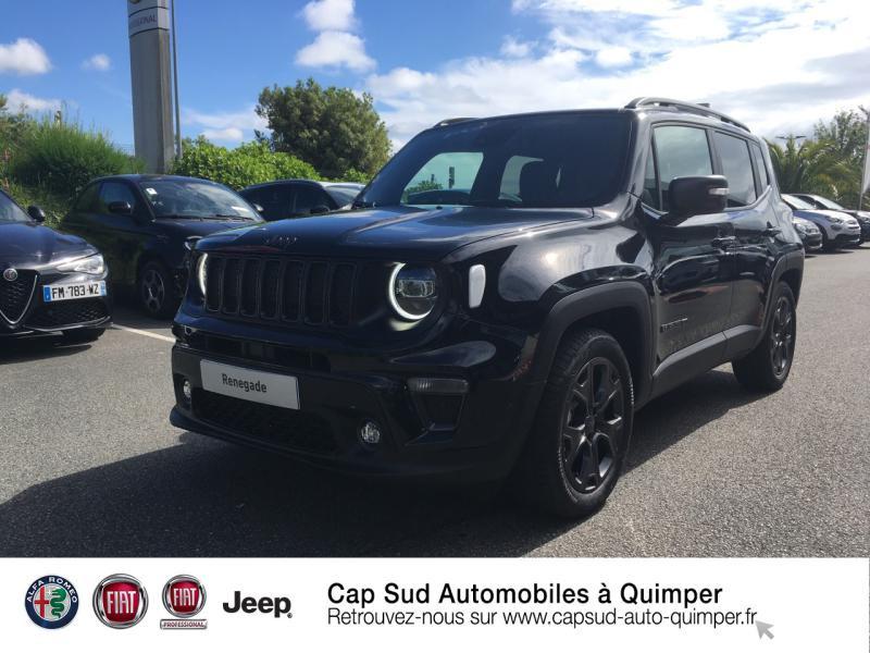 Jeep Renegade 1.0 GSE T3 120ch 80th MY21 Essence Carbon Black Occasion à vendre