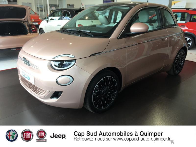 Fiat 500 3+1 e 118ch La Prima Electrique Rose Gold Occasion à vendre