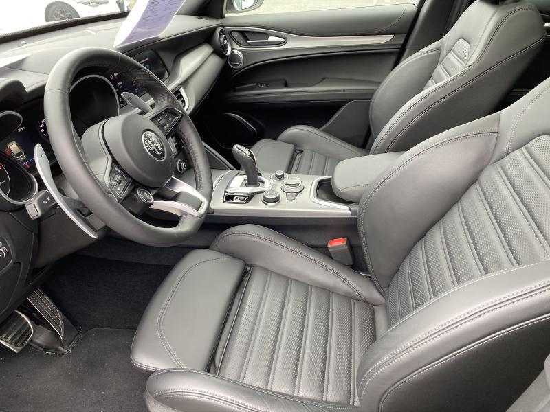 Photo 7 de l'offre de ALFA ROMEO Stelvio 2.2 Diesel 210ch Veloce Q4 AT8 MY20 à 55900€ chez Cap-Sud Automobiles - Quimper