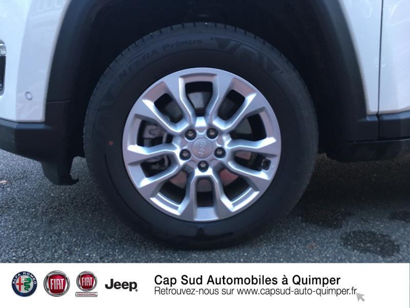 Photo 12 de l'offre de JEEP Compass 1.3 GSE T4 190ch Limited 4xe PHEV AT6 à 36990€ chez Cap-Sud Automobiles - Quimper