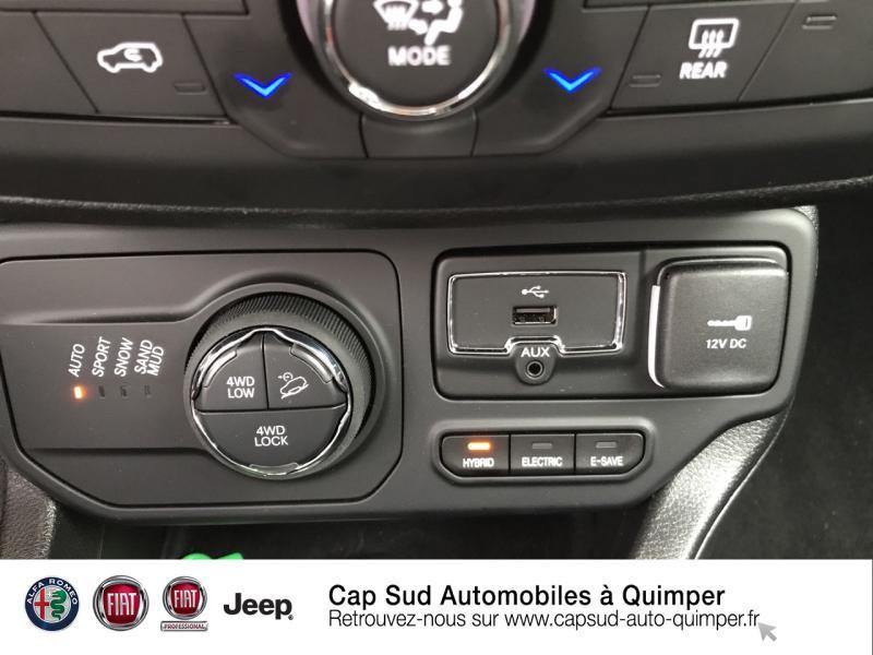 Photo 18 de l'offre de JEEP Renegade 1.3 GSE T4 190ch 4xe Limited AT6 à 32990€ chez Cap-Sud Automobiles - Quimper