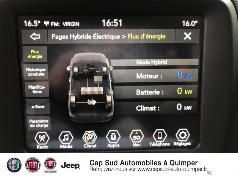 Photo 19 de l'offre de JEEP Renegade 1.3 GSE T4 190ch 4xe Limited AT6 à 32990€ chez Cap-Sud Automobiles - Quimper