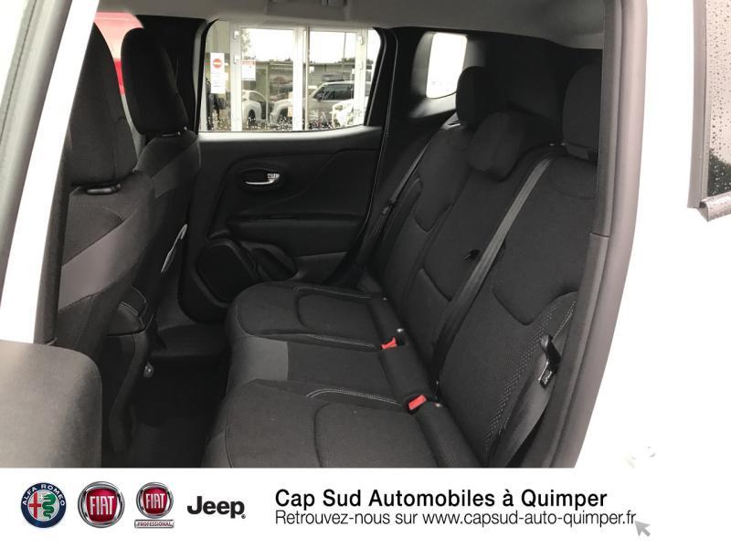 Photo 11 de l'offre de JEEP Renegade 1.3 GSE T4 190ch 4xe Limited AT6 à 32990€ chez Cap-Sud Automobiles - Quimper