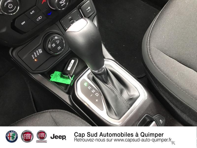 Photo 10 de l'offre de JEEP Renegade 1.3 GSE T4 190ch 4xe Limited AT6 à 32990€ chez Cap-Sud Automobiles - Quimper
