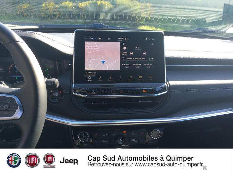 Photo 8 de l'offre de JEEP Compass 1.3 GSE T4 240ch S 4xe PHEV AT6 à 45890€ chez Cap-Sud Automobiles - Quimper