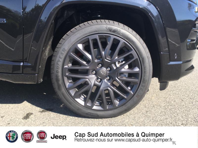 Photo 15 de l'offre de JEEP Compass 1.3 GSE T4 240ch S 4xe PHEV AT6 à 45890€ chez Cap-Sud Automobiles - Quimper