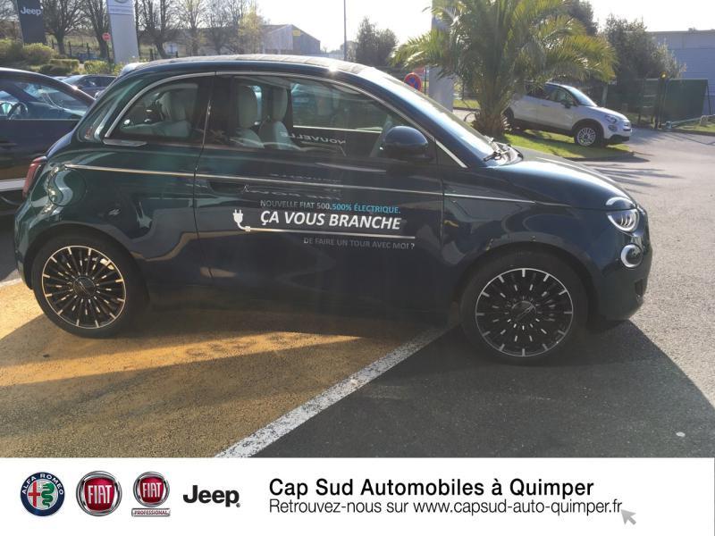 Photo 4 de l'offre de FIAT 500C e 118ch La Prima à 34990€ chez Cap-Sud Automobiles - Quimper