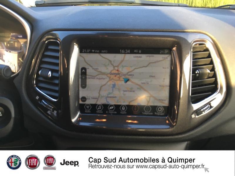 Photo 2 de l'offre de JEEP Compass 1.3 GSE T4 190ch Limited 4xe PHEV AT6 à 36990€ chez Cap-Sud Automobiles - Quimper