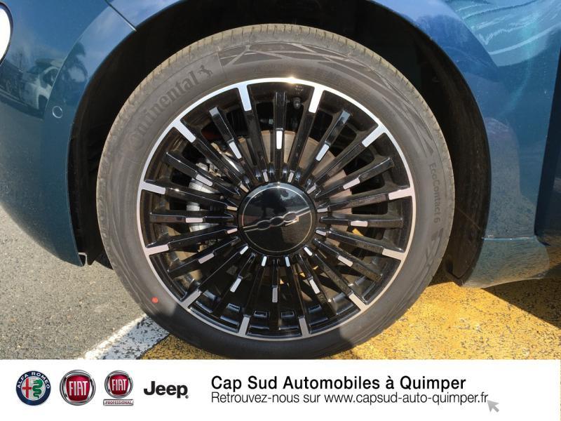 Photo 15 de l'offre de FIAT 500C e 118ch La Prima à 34990€ chez Cap-Sud Automobiles - Quimper