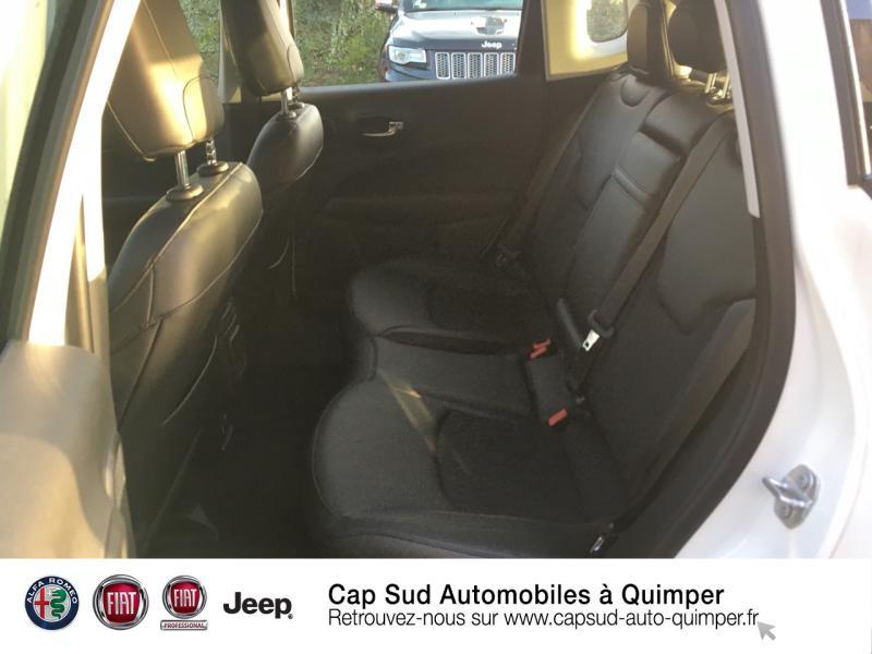Photo 9 de l'offre de JEEP Compass 1.3 GSE T4 190ch Limited 4xe PHEV AT6 à 36990€ chez Cap-Sud Automobiles - Quimper