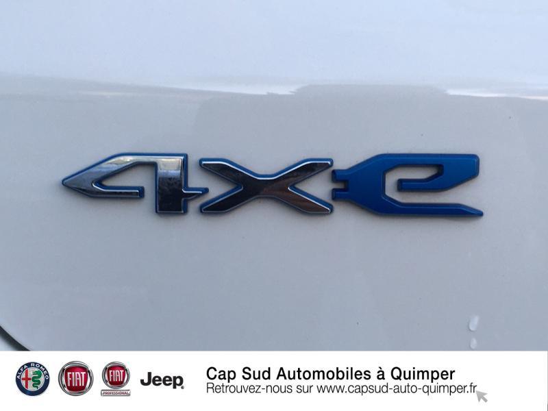 Photo 16 de l'offre de JEEP Compass 1.3 GSE T4 190ch Limited 4xe PHEV AT6 à 36990€ chez Cap-Sud Automobiles - Quimper