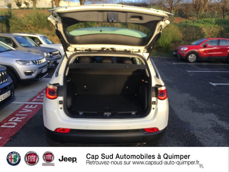 Photo 10 de l'offre de JEEP Compass 1.3 GSE T4 190ch Limited 4xe PHEV AT6 à 36990€ chez Cap-Sud Automobiles - Quimper