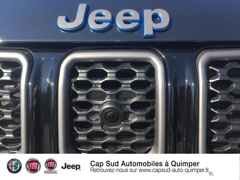 Photo 20 de l'offre de JEEP Compass 1.3 GSE T4 240ch S 4xe PHEV AT6 à 45890€ chez Cap-Sud Automobiles - Quimper