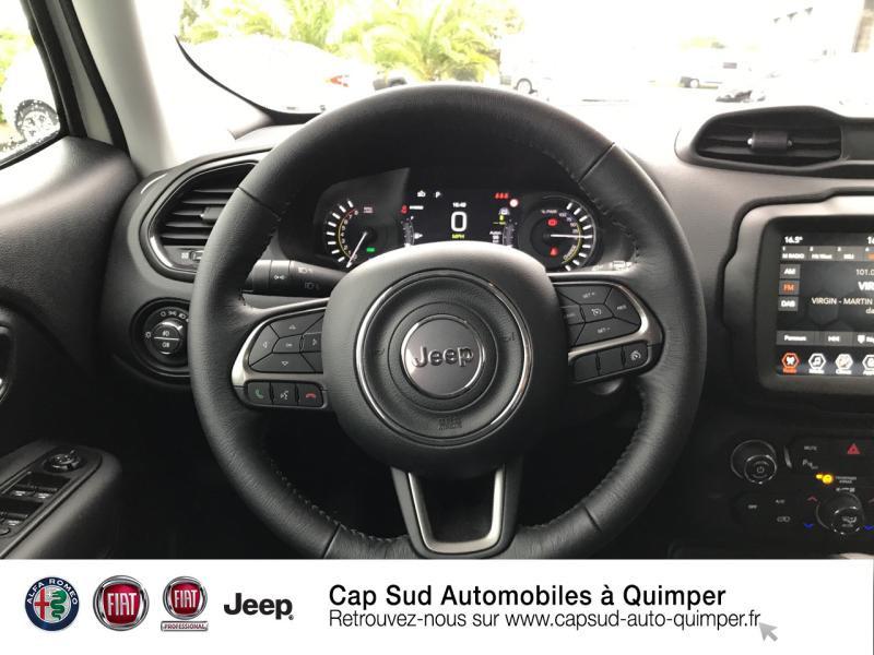 Photo 7 de l'offre de JEEP Renegade 1.3 GSE T4 190ch 4xe Limited AT6 à 32990€ chez Cap-Sud Automobiles - Quimper
