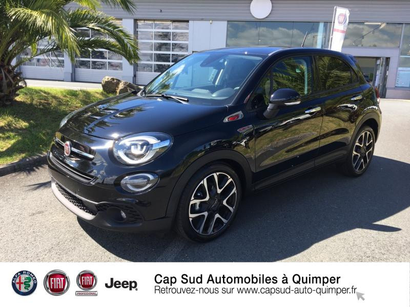Fiat 500X 1.0 FireFly Turbo T3 120ch Connect Edition Essence Noir Occasion à vendre
