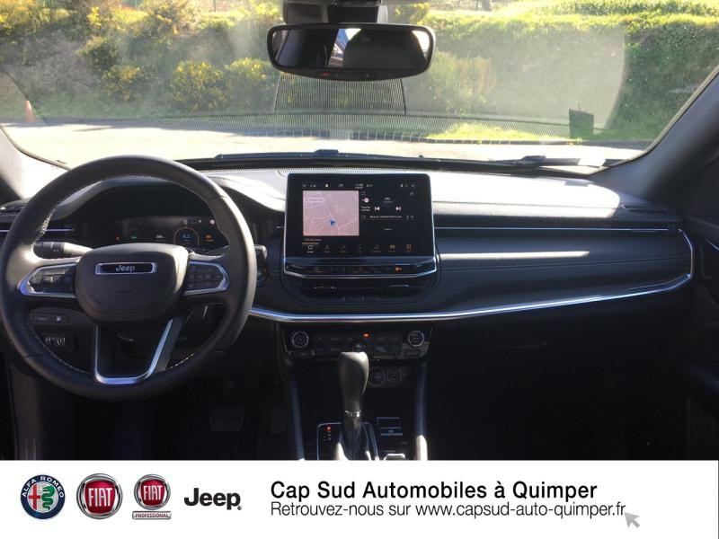 Photo 6 de l'offre de JEEP Compass 1.3 GSE T4 240ch S 4xe PHEV AT6 à 45890€ chez Cap-Sud Automobiles - Quimper
