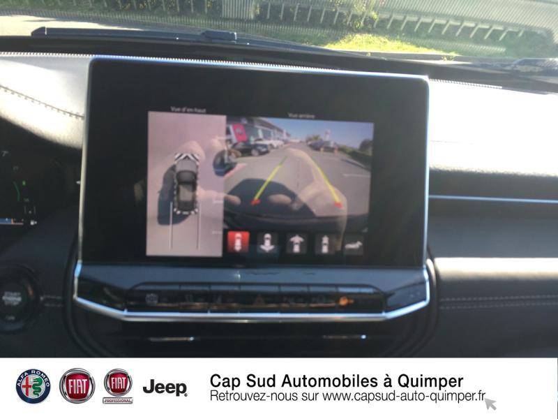 Photo 17 de l'offre de JEEP Compass 1.3 GSE T4 240ch S 4xe PHEV AT6 à 45890€ chez Cap-Sud Automobiles - Quimper