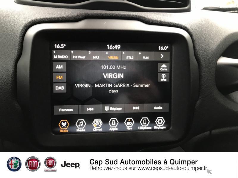 Photo 8 de l'offre de JEEP Renegade 1.3 GSE T4 190ch 4xe Limited AT6 à 32990€ chez Cap-Sud Automobiles - Quimper