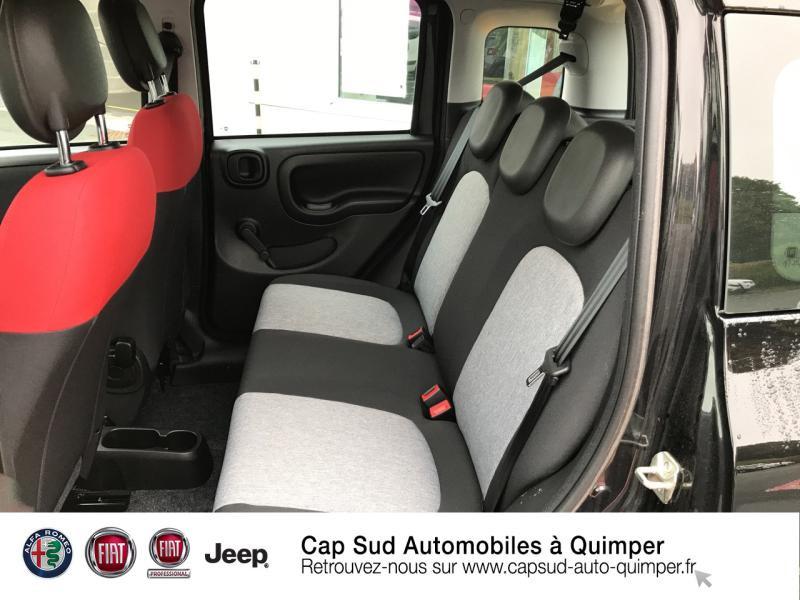 Photo 11 de l'offre de FIAT Panda 0.9 8v TwinAir 85ch S&S Lounge 2019 Euro6D à 11990€ chez Cap-Sud Automobiles - Quimper