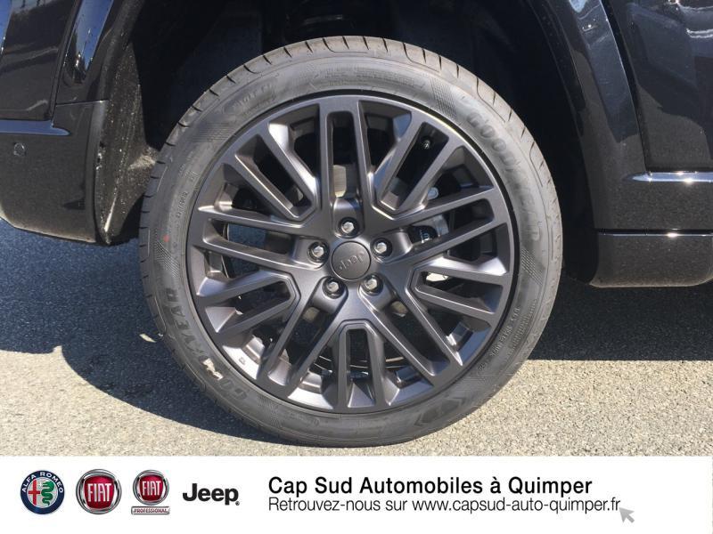 Photo 16 de l'offre de JEEP Compass 1.3 GSE T4 240ch S 4xe PHEV AT6 à 45890€ chez Cap-Sud Automobiles - Quimper