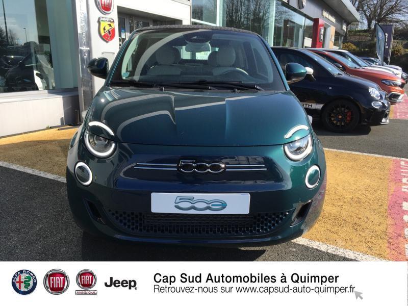 Photo 5 de l'offre de FIAT 500C e 118ch La Prima à 34990€ chez Cap-Sud Automobiles - Quimper