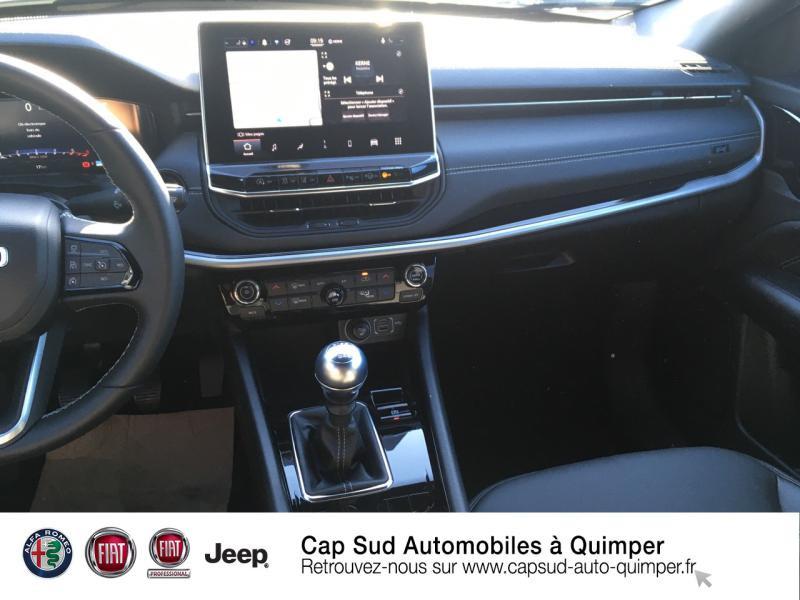 Photo 8 de l'offre de JEEP Compass 1.6 MultiJet II 130ch 80th Anniversary 4x2 à 35990€ chez Cap-Sud Automobiles - Quimper