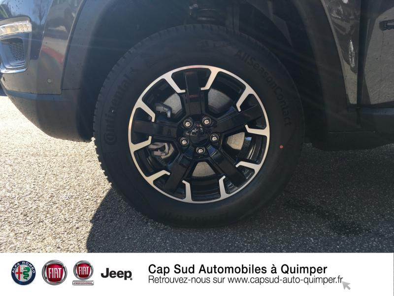 Photo 16 de l'offre de JEEP Compass 1.3 GSE T4 240ch Trailhawk 4xe PHEV AT6 à 39900€ chez Cap-Sud Automobiles - Quimper