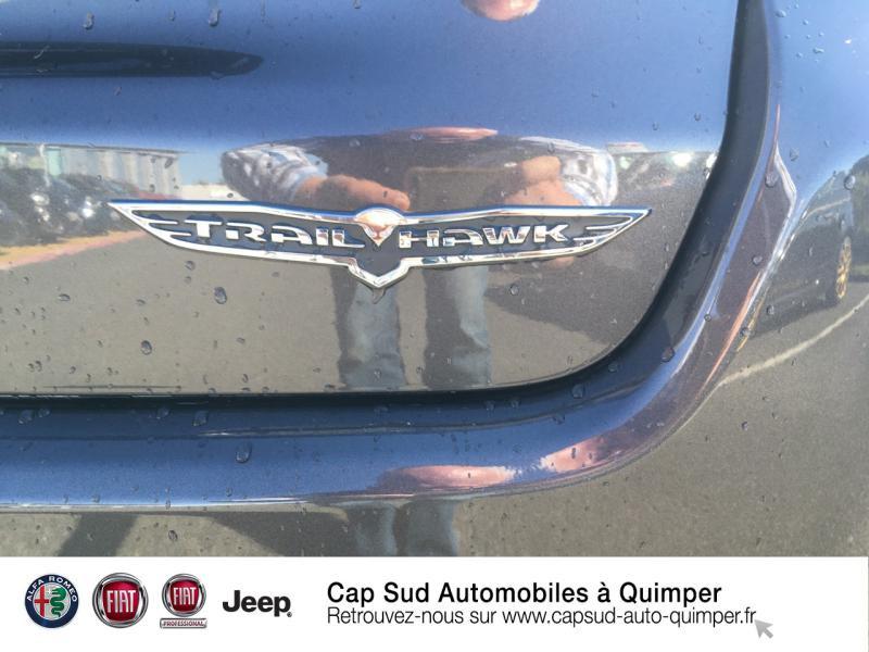 Photo 20 de l'offre de JEEP Compass 1.3 GSE T4 240ch Trailhawk 4xe PHEV AT6 à 39900€ chez Cap-Sud Automobiles - Quimper