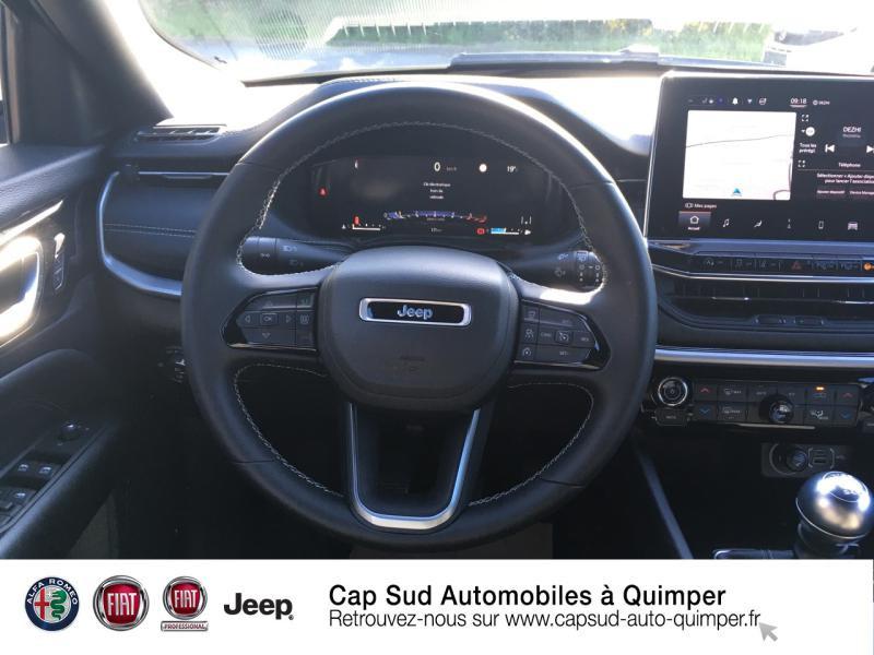 Photo 7 de l'offre de JEEP Compass 1.6 MultiJet II 130ch 80th Anniversary 4x2 à 35990€ chez Cap-Sud Automobiles - Quimper