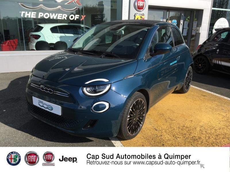 Photo 1 de l'offre de FIAT 500C e 118ch La Prima à 34990€ chez Cap-Sud Automobiles - Quimper