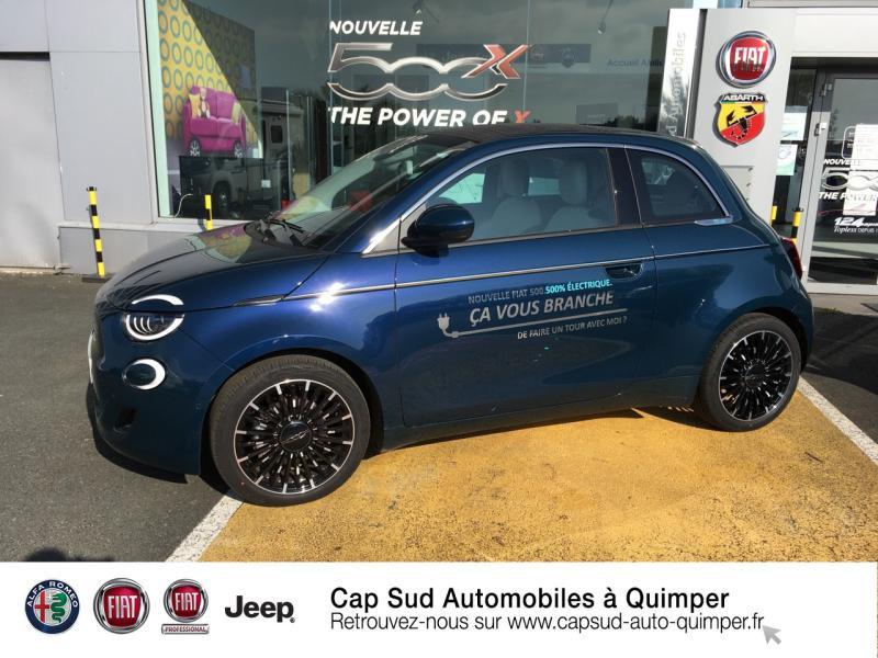 Photo 2 de l'offre de FIAT 500C e 118ch La Prima à 34990€ chez Cap-Sud Automobiles - Quimper