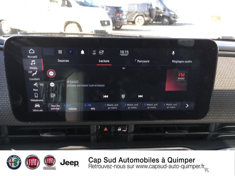 Photo 8 de l'offre de FIAT 500C e 118ch La Prima à 34990€ chez Cap-Sud Automobiles - Quimper
