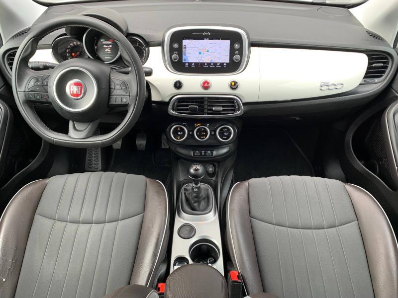 Photo 5 de l'offre de FIAT 500X 1.6 Multijet 16v 120ch Lounge à 14490€ chez Cap-Sud Automobiles - Quimper