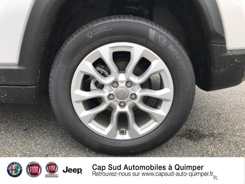 Photo 16 de l'offre de JEEP Compass 1.3 GSE T4 150ch Limited 4x2 BVR6 à 27990€ chez Cap-Sud Automobiles - Quimper