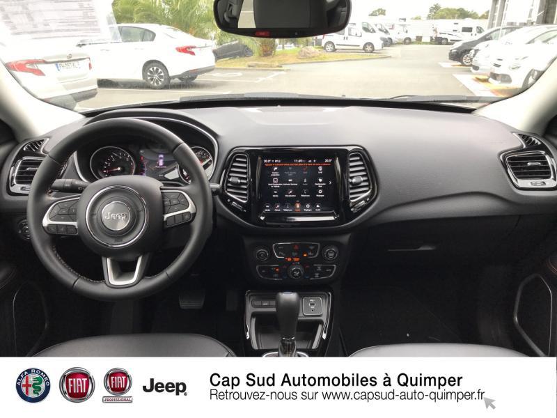 Photo 6 de l'offre de JEEP Compass 1.3 GSE T4 150ch Limited 4x2 BVR6 à 27990€ chez Cap-Sud Automobiles - Quimper
