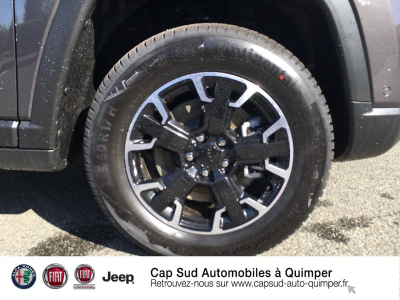 Photo 13 de l'offre de JEEP Compass 1.3 GSE T4 240ch Trailhawk 4xe PHEV AT6 à 39900€ chez Cap-Sud Automobiles - Quimper