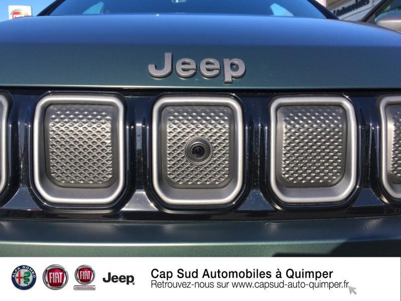Photo 15 de l'offre de JEEP Compass 1.6 MultiJet II 130ch 80th Anniversary 4x2 à 35990€ chez Cap-Sud Automobiles - Quimper