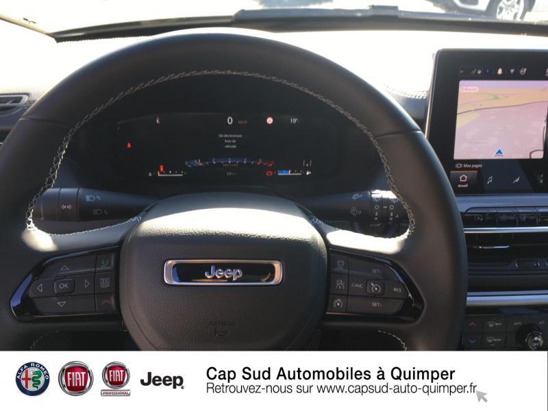 Photo 9 de l'offre de JEEP Compass 1.6 MultiJet II 130ch 80th Anniversary 4x2 à 35990€ chez Cap-Sud Automobiles - Quimper