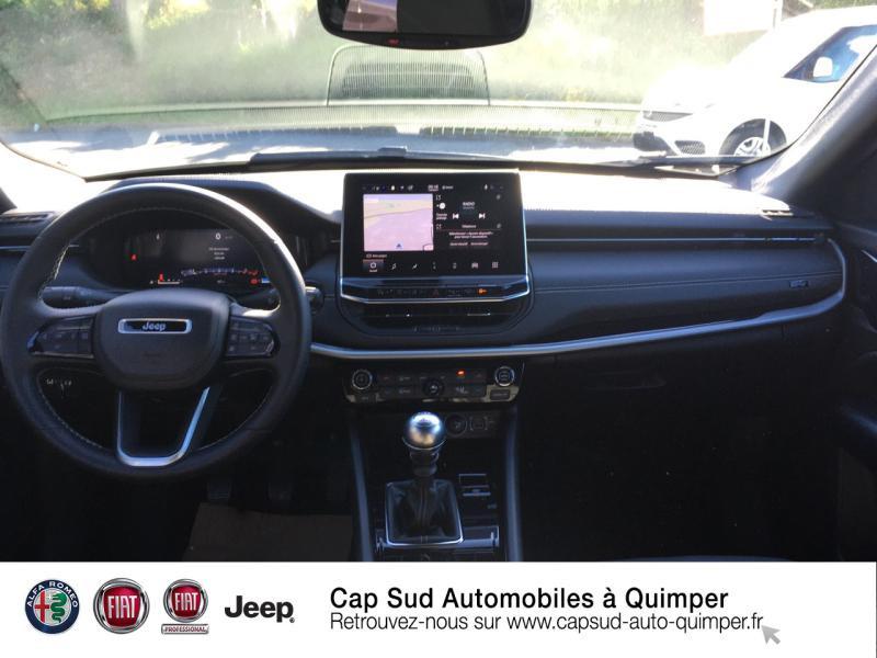 Photo 6 de l'offre de JEEP Compass 1.6 MultiJet II 130ch 80th Anniversary 4x2 à 35990€ chez Cap-Sud Automobiles - Quimper