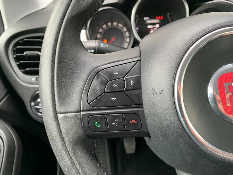Photo 14 de l'offre de FIAT 500X 1.6 Multijet 16v 120ch Lounge à 14490€ chez Cap-Sud Automobiles - Quimper