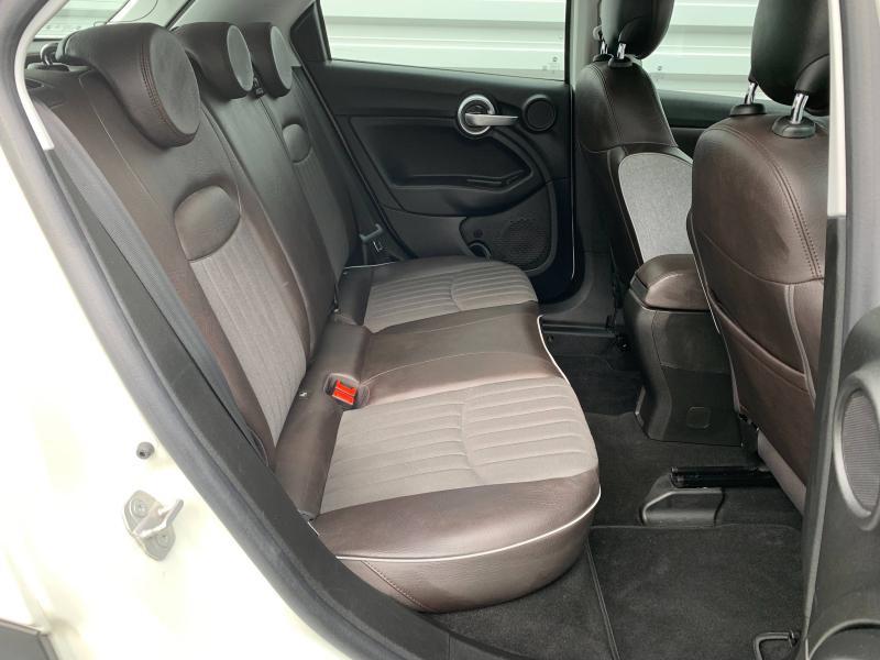 Photo 10 de l'offre de FIAT 500X 1.6 Multijet 16v 120ch Lounge à 14490€ chez Cap-Sud Automobiles - Quimper