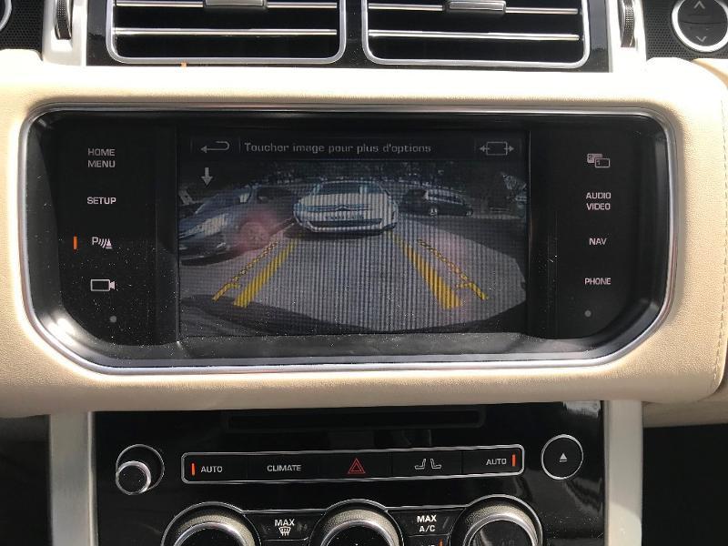Photo 16 de l'offre de LAND-ROVER Range Rover 4.4 SDV8 Autobiography à 52950€ chez MURET - Citroën, DS Automobiles, VO toutes marques