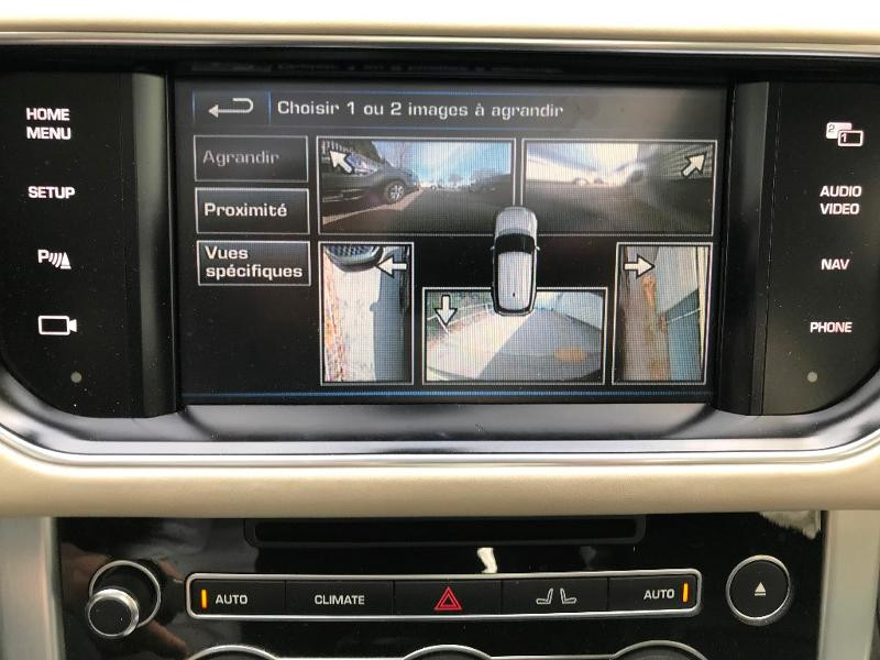 Photo 15 de l'offre de LAND-ROVER Range Rover 4.4 SDV8 Autobiography à 52950€ chez MURET - Citroën, DS Automobiles, VO toutes marques
