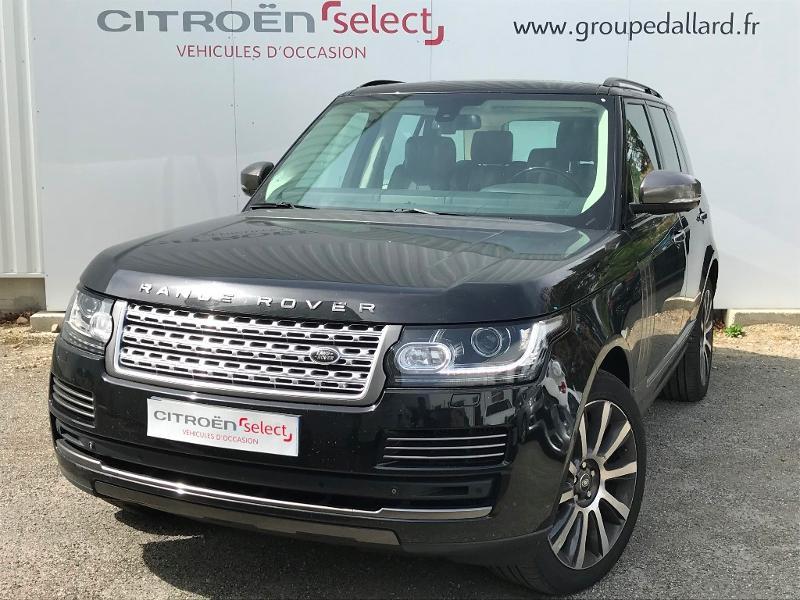 Land-Rover Range Rover 4.4 SDV8 Autobiography Diesel NOIR SANTORI Occasion à vendre