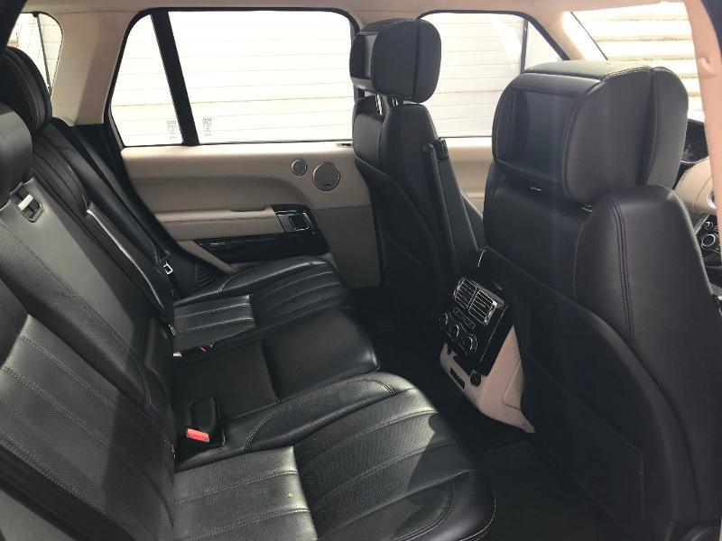 Photo 20 de l'offre de LAND-ROVER Range Rover 4.4 SDV8 Autobiography à 52950€ chez MURET - Citroën, DS Automobiles, VO toutes marques