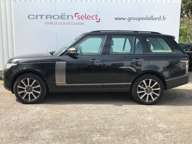 Photo 4 de l'offre de LAND-ROVER Range Rover 4.4 SDV8 Autobiography à 52950€ chez MURET - Citroën, DS Automobiles, VO toutes marques