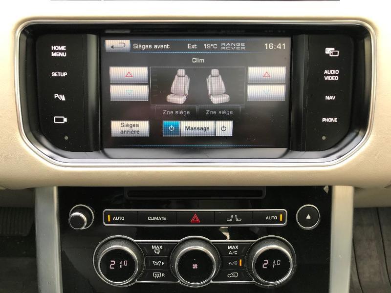 Photo 13 de l'offre de LAND-ROVER Range Rover 4.4 SDV8 Autobiography à 52950€ chez MURET - Citroën, DS Automobiles, VO toutes marques