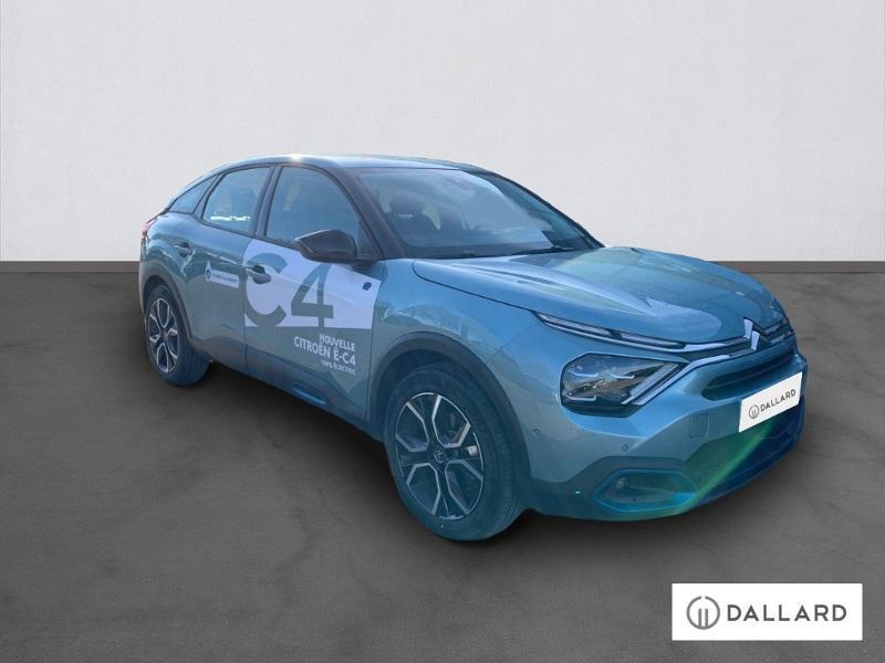 Photo 3 de l'offre de CITROEN Nouvelle Ë-C4 136ch Feel Pack à 36990€ chez Citroën Muret / DS SALON Muret