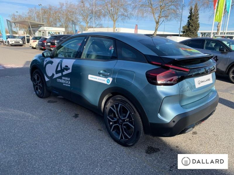Photo 7 de l'offre de CITROEN Nouvelle Ë-C4 136ch Feel Pack à 36990€ chez Citroën Muret / DS SALON Muret