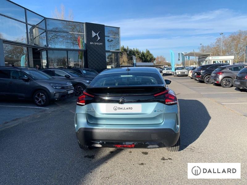 Photo 5 de l'offre de CITROEN Nouvelle Ë-C4 136ch Feel Pack à 36990€ chez Citroën Muret / DS SALON Muret
